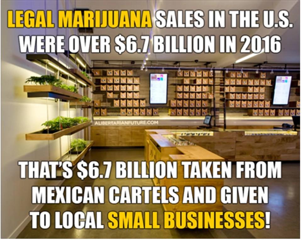 weed meme legalization profits