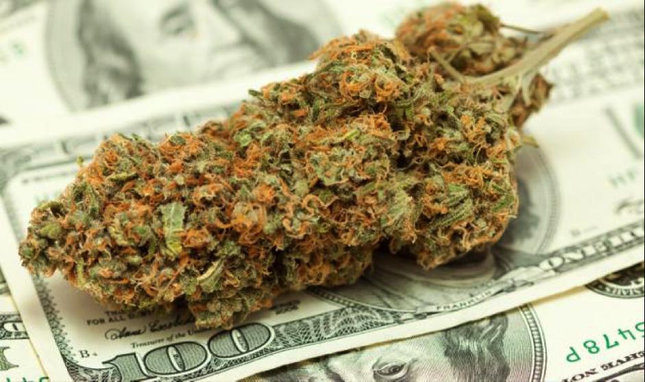 Bud- 100 dollar bill