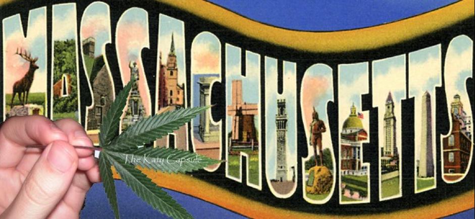 Marijuana in Massachusets