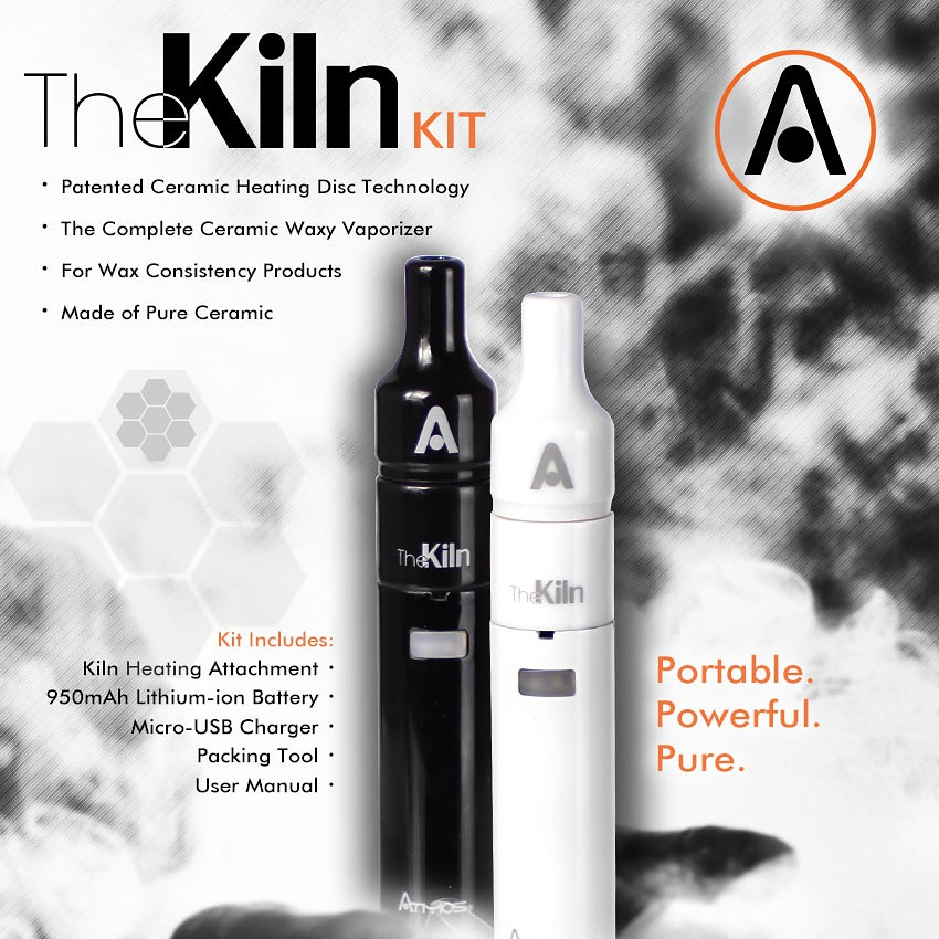 Click to buy the Atmos Kiln Vape Pen