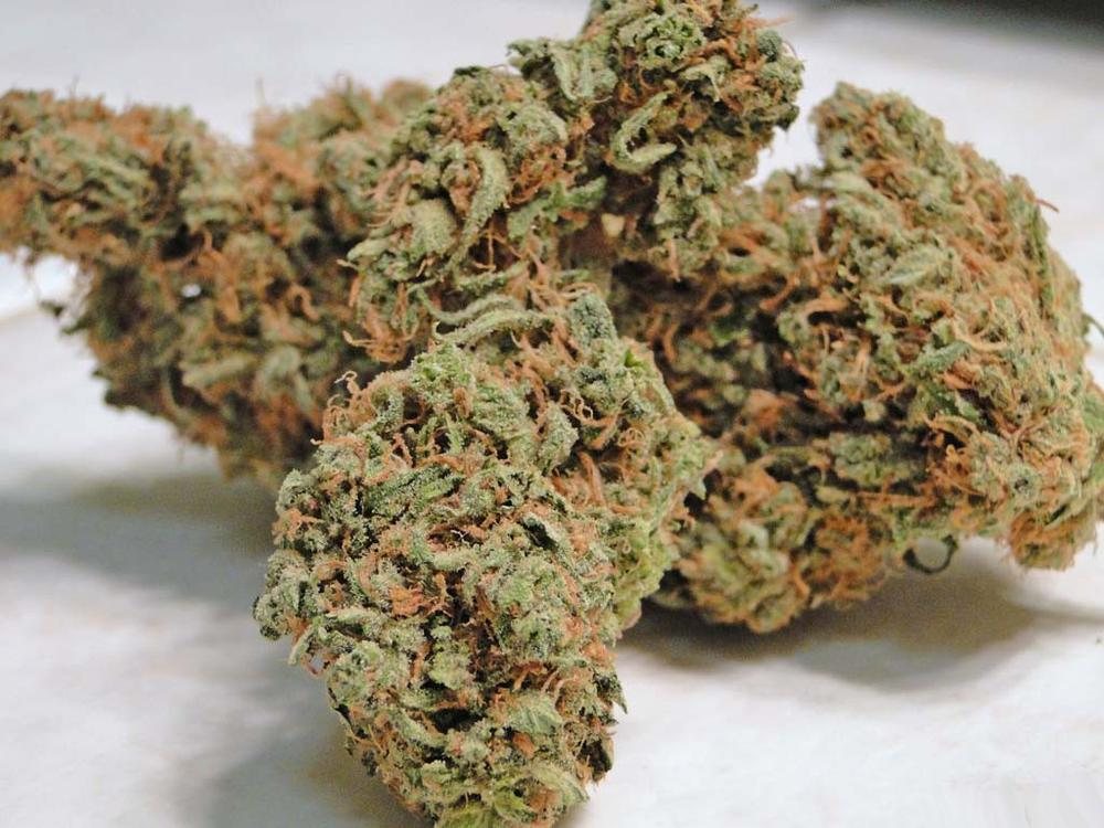 Dreamberry cannabis strain review
