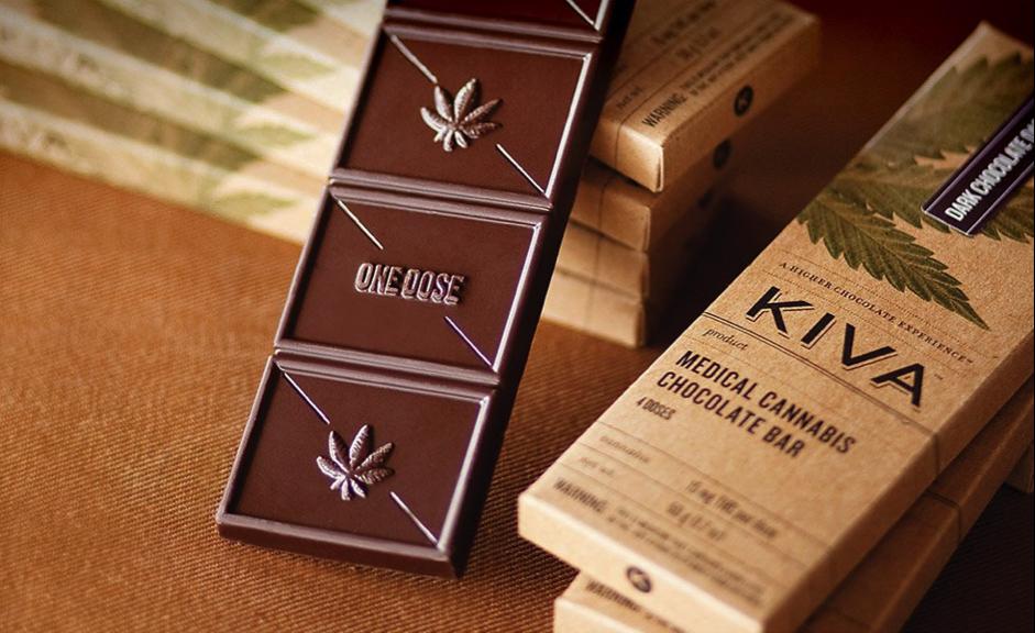 Kiva chocolate edibles
