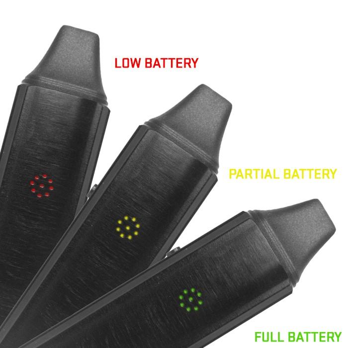 VaporFi Atom Battery Life