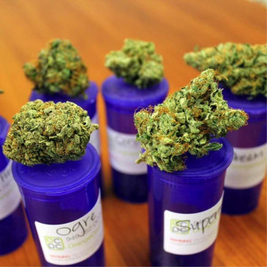 Colorado dispensaries make $1b