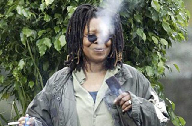 Whoopi Goldberg Cannabis