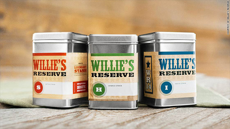 Willies Reserve by Willie Nelson