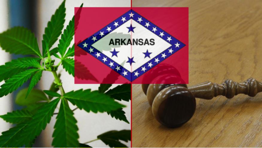 Arkansas legalized cannabis in 2016