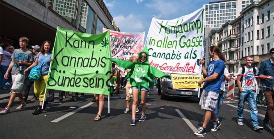 Medical Marijuana Germany