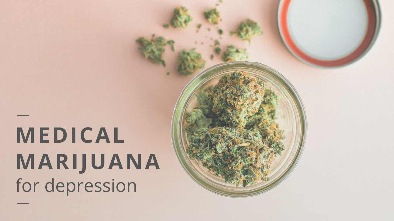 Cannabis for depression
