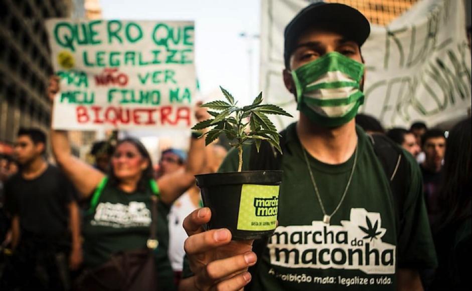 Brazil Drugs decriminalisation
