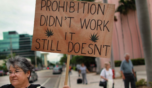 Prohibition Doesn't work Cannabis Caucus