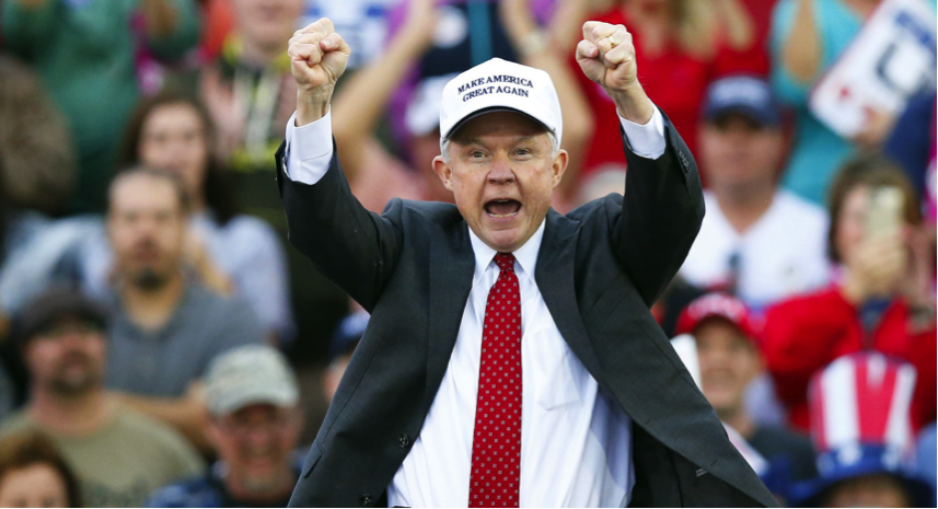 Jeff Sessions Is Out Of Touch With Modern Society