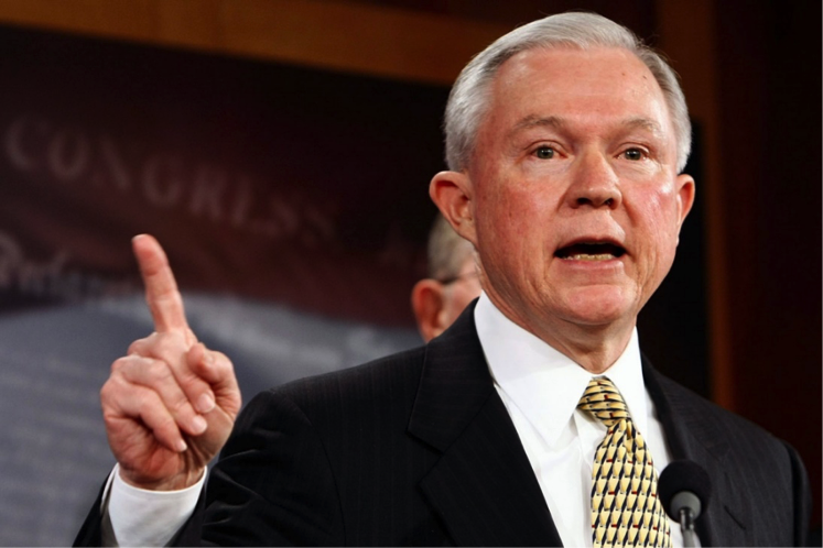 Sessions Thinks Cannabis Causes Violence
