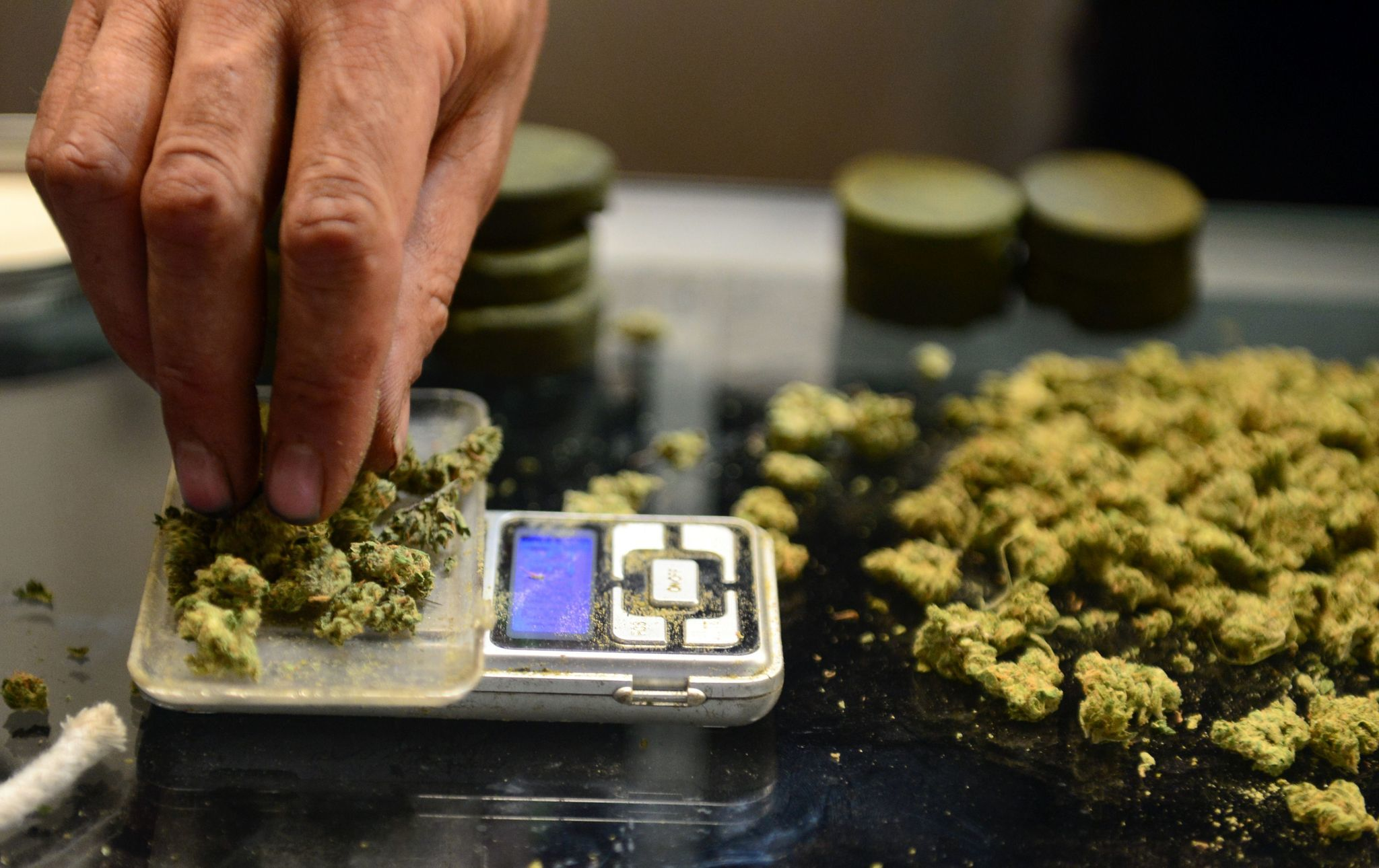 How much is an 8th mastering cannabis weights legalize it we