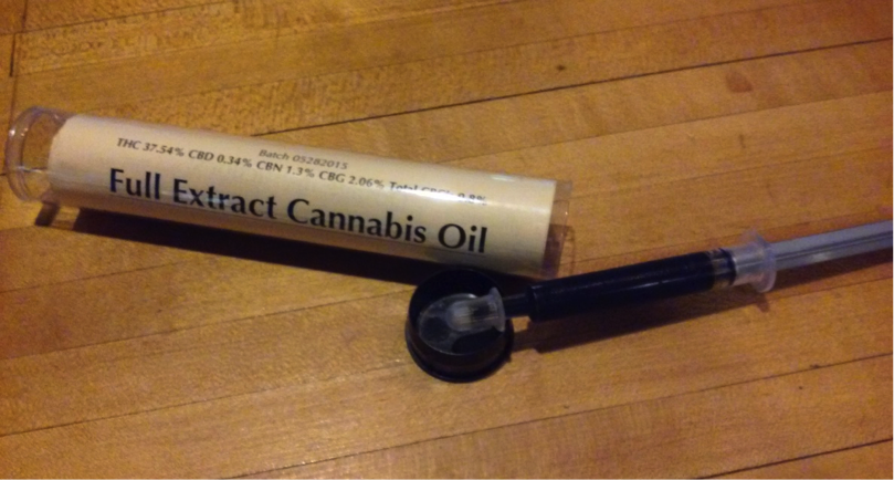 FECO, Full Extract Cannabis Oil